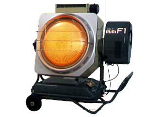 静岡製機 赤外線ヒーター VAL6-miniF1 体育館暖房機 建設機械【smtb-s】