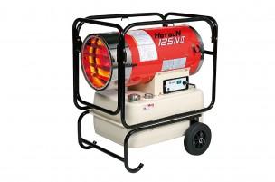 静岡製機 熱風式ヒーター HG-125N2 ホットガン建設機械 体育館暖房機 【smtb-s】
