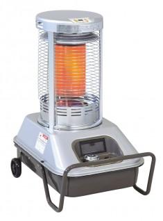 静岡製機 赤外線ヒーター サンストーブ SS-N5 体育館暖房機 建設機械【smtb-s】