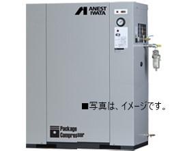 アネスト岩田 オイル エアーコンプレッサー CLP15EF-8.5 パッケージ