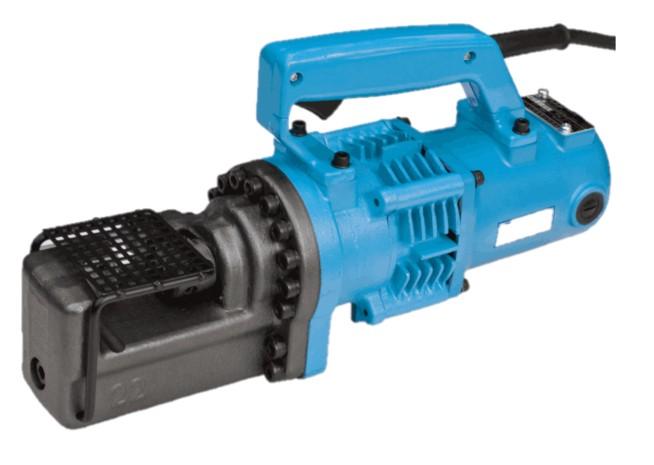 オグラ ハンドカッター HBC-22 電動油圧式鉄筋切断機 単相100V 700W