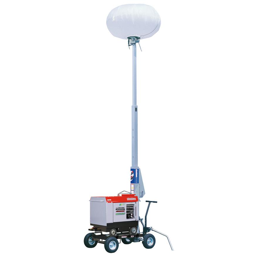 新ダイワ 投光機 SBL133IDGC-BF (60hz) バルーン メタルハライドランプ