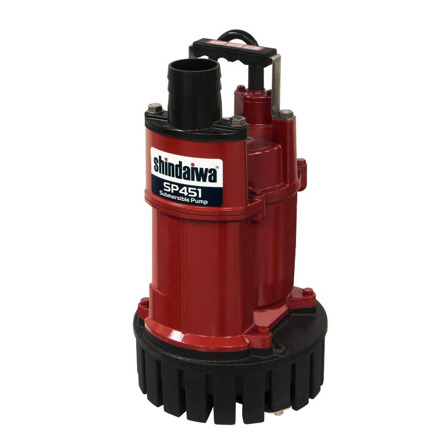 新ダイワ SP451 業務用 水中ポンプ