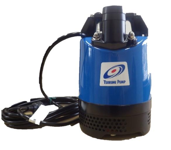 ツルミ LB-480J 水中ハイスピンポンプ 非自動型
