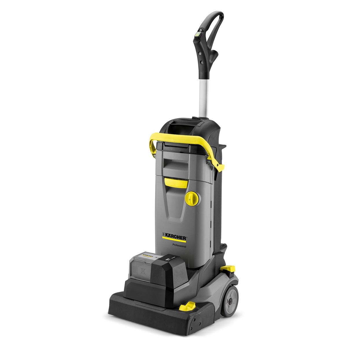 今年も話題の 床洗浄機 BR30/4CBp 業務用:kikaihanbai ケルヒャー-DIY・工具