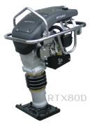 送料無料!明和製作所 ランマー RTX80D 建設機械 【smtb-s】