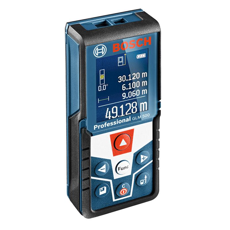 ボッシュ GLM500J レーザー距離計 充電池 充電器セット