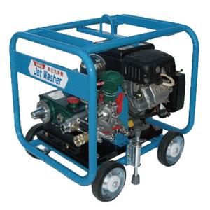 レッキス 440GF 自給式エンジンタイプ高圧洗浄機