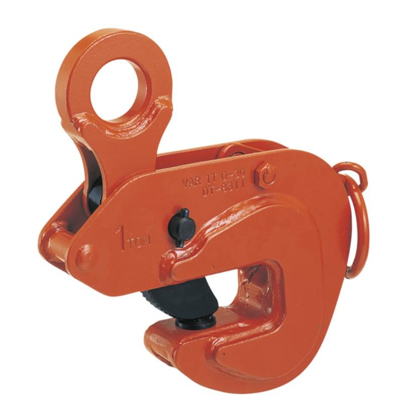 イーグルクランプ 鉄鋼用クランプ VAR型 VAR-5 (5-40) 横つり用