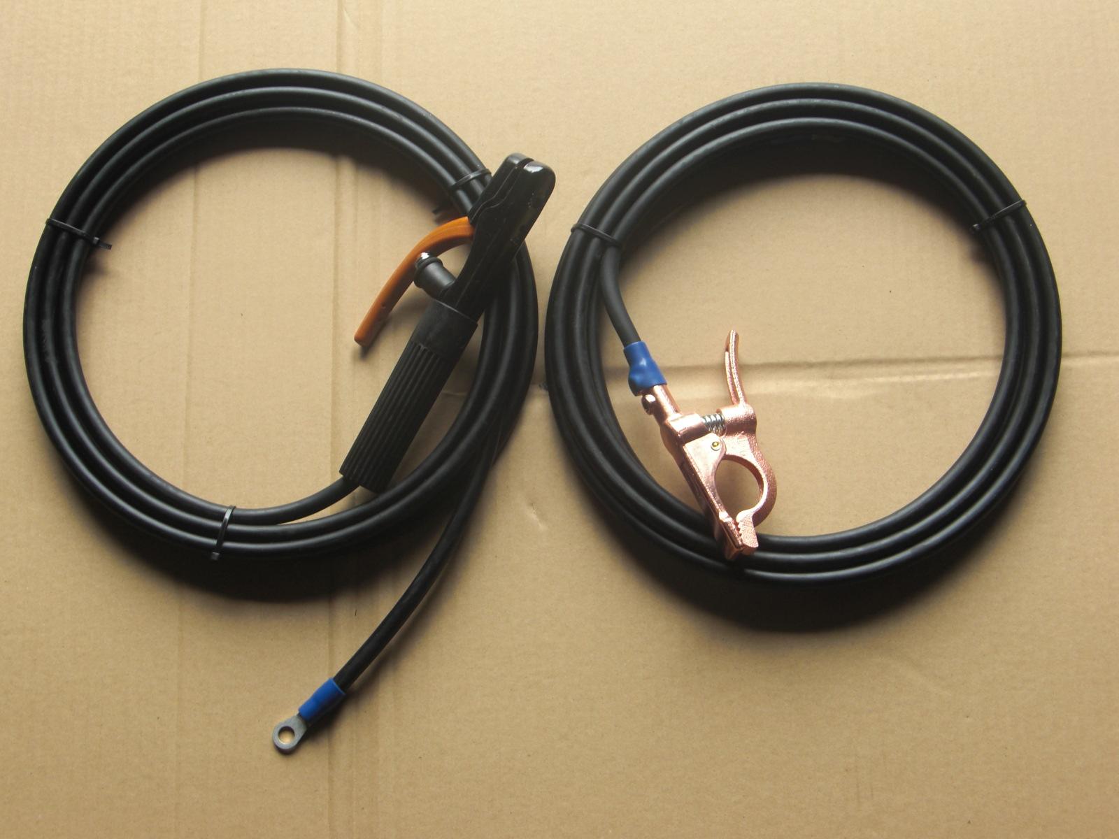溶接 キャブタイヤケーブル 新品■送料無料■ キャブタイヤ 70%OFFアウトレット 15mセット品 ジョイントなし ウエルダー