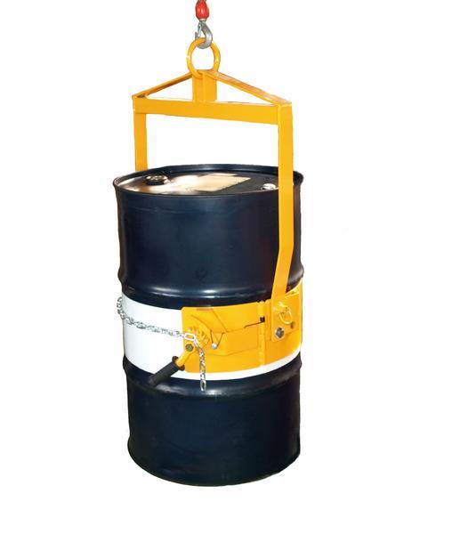 送料無料 ドラム缶反転吊り具 ドラム反転ハンガー KIKAIYA