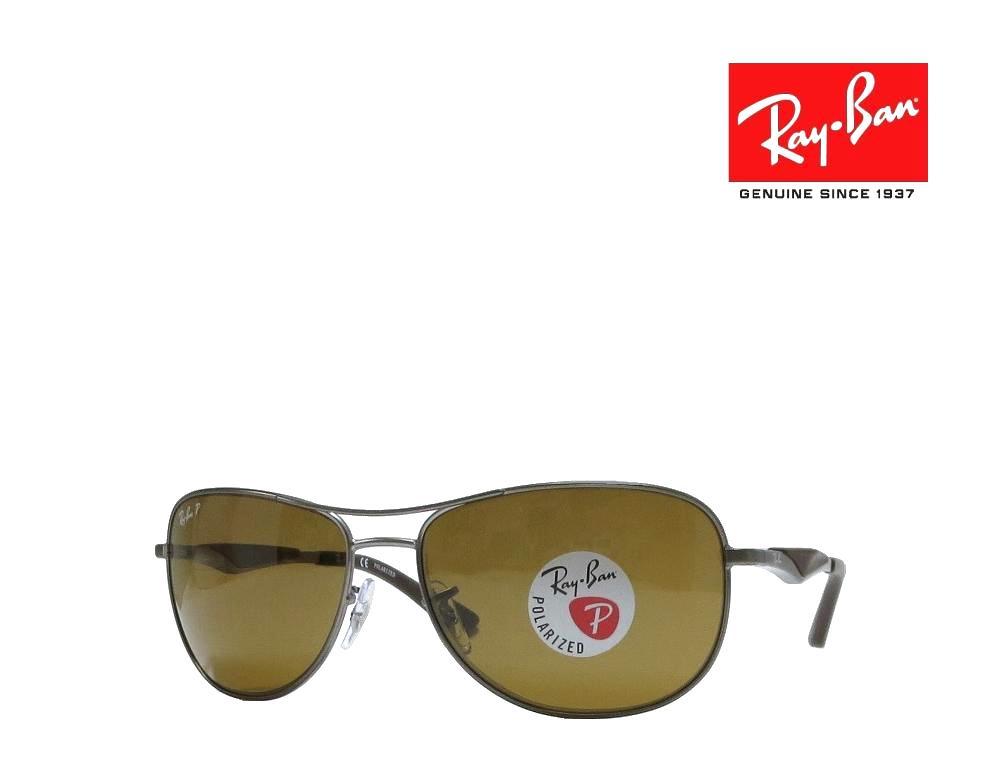 送料無料【Ray-Ban】レイバン  サングラス  RB3519   029/83  マットガンメタル   偏光レンズ  国内正規品 《数量限定特価品》
