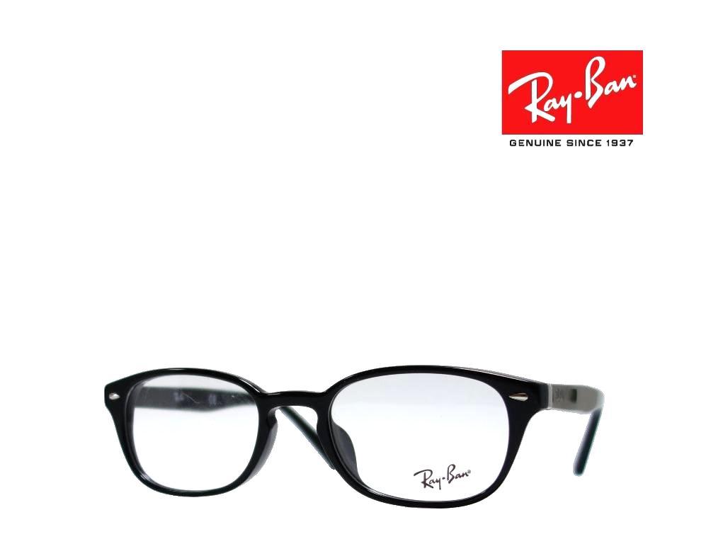 送料無料【Ray-Ban】 レイバン メガネフレーム  RX5209D  2000  ブラック アジアンフィット  国内正規品