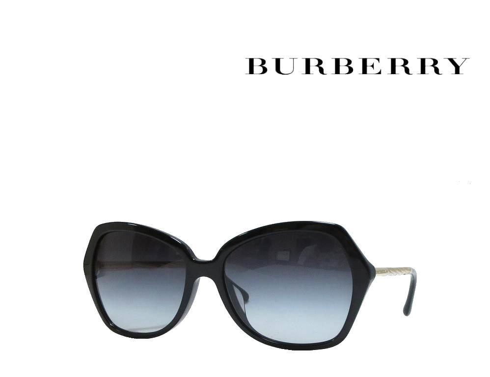 送料無料【BURBERRY】バーバリー サングラス BE4193F  3001/8G  ブラック  国内正規品 《数量限定特価品》
