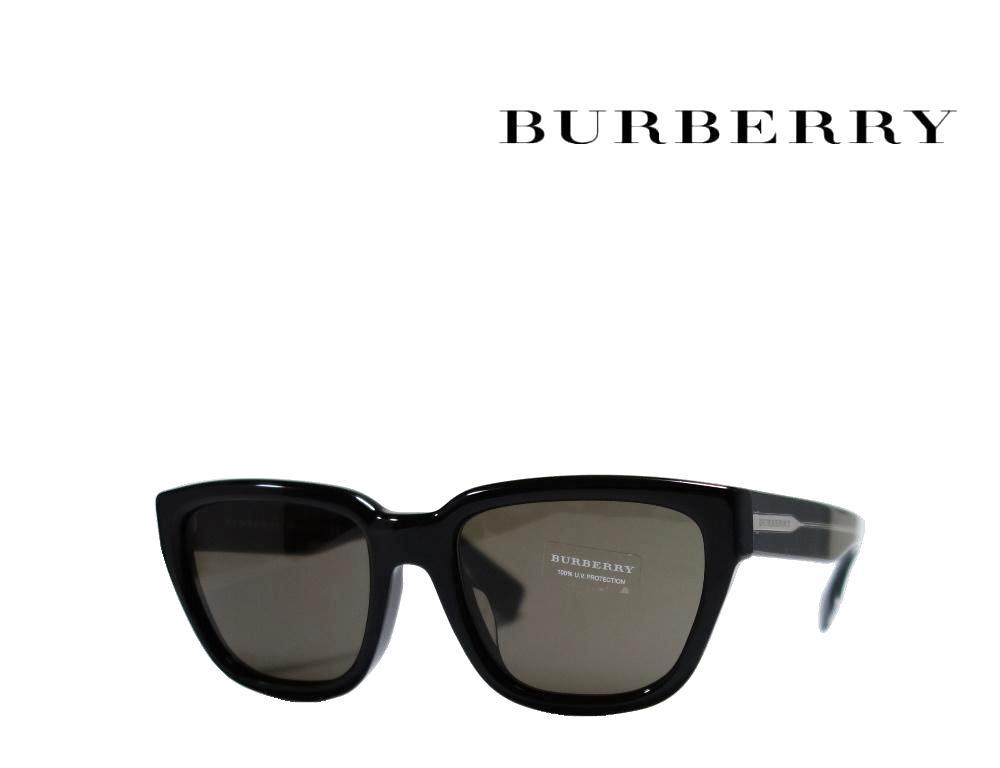 送料無料【BURBERRY】 バーバリー サングラス BE4277F   3758/3  ブラック フルフィットモデル 国内正規品
