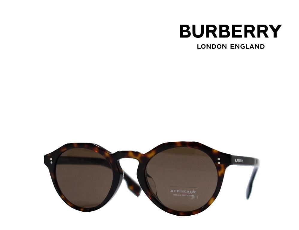 送料無料【BURBERRY】 バーバリー サングラス BE4280F   3002/73  トータス フルフィットモデル 国内正規品