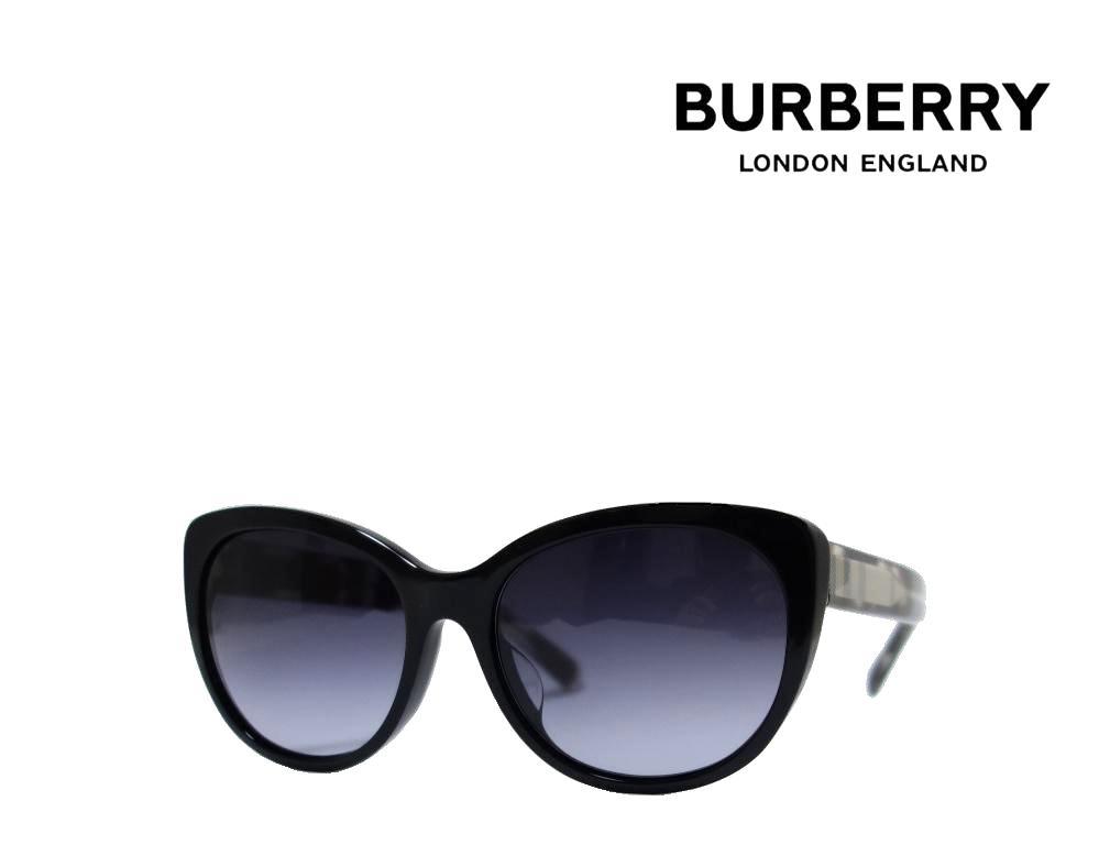 送料無料【BURBERRY】バーバリー サングラス  BE4224F   3001/8G  ブラック フルフィットモデル  国内正規品 《数量限定特価品》
