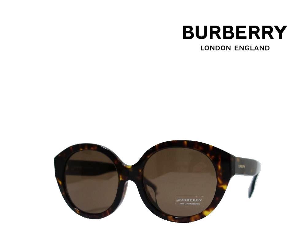 送料無料【BURBERRY】 バーバリー サングラス BE4304F 3002/73 トータス フルフィットモデル  国内正規品