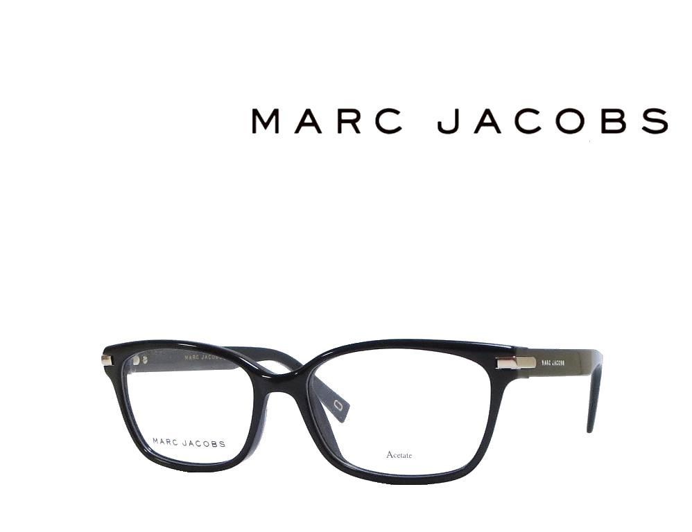 【MARC JACOBS】 マーク ジェイコブス メガネフレーム MARC190 807 ブラック 国内正規品