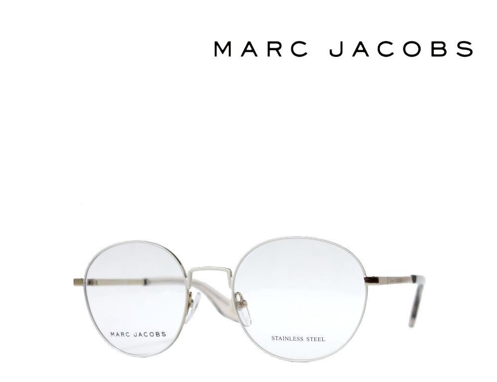 【MARC JACOBS】 マーク ジェイコブス メガネフレーム MARC 272 24S ホワイト 国内正規品 《数量限定特価品》