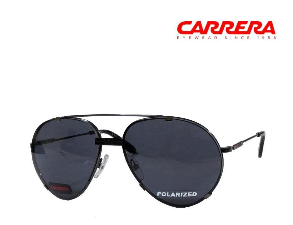 93b1a586188e 送料無料【CARRERA】 カレラ サングラス CARRERA 80 KJ1 ガンメタル 偏光レンズ 交換レンズ付き
