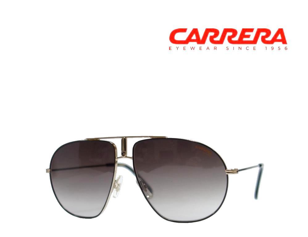 【CARRERA】 カレラ サングラス  CARRERA BOUND 2M2   ブラック ・ゴールド   国内正規品