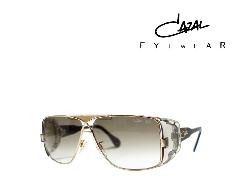 送料無料【CAZAL】 カザール  サングラス  レジェンズ LEGENDS  MOD.955 COL97  ゴールド/ハバナ  国内正規品