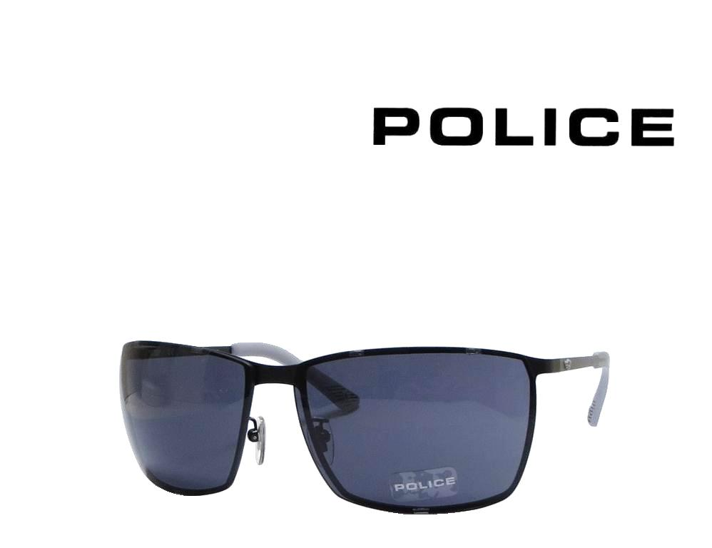 送料無料【POLICE】ポリス サングラス  SPL639G  0531   マットブラック   国内正規品