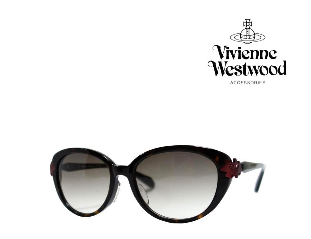 送料無料【Vivienne Westwood】ヴィヴィアン ウエストウッド  サングラス  VW-7764  DW  ハバナ