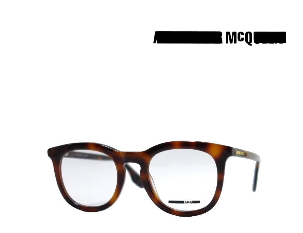 【McQueen】アレキサンダー マックイーン メガネフレーム メガネフレーム MQ0081O ハバナ 002 国内正規品 ハバナ 国内正規品, アート明日香:fe81d8b6 --- kutter.pl