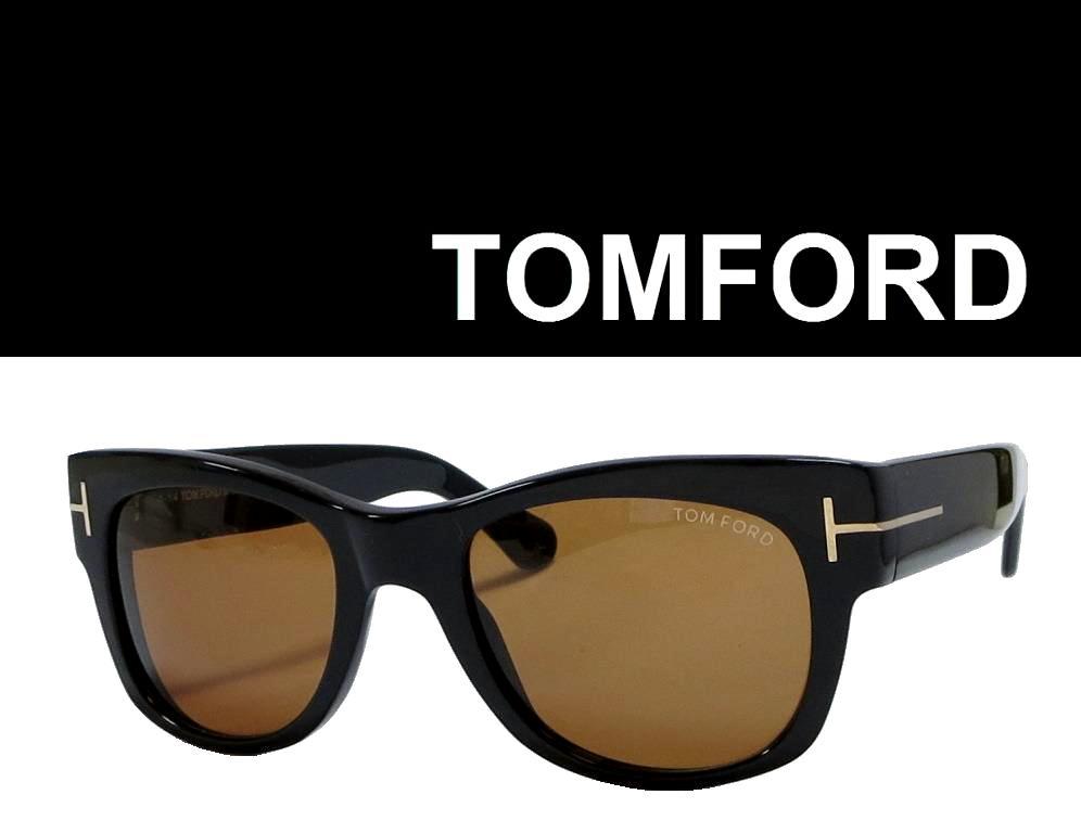 送料無料 【TOM FORD】 トムフォード  サングラス  TF0058    0B5   ブラック  国内正規品