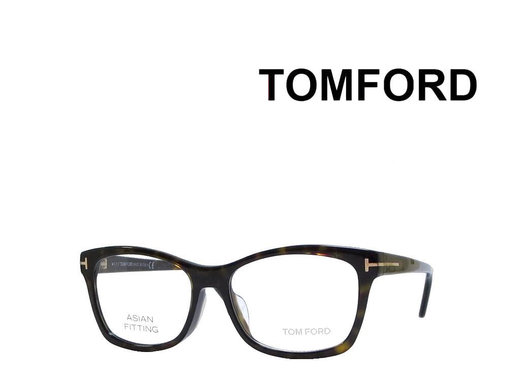 送料無料【TOM FORD】トム フォード  メガネフレーム  TF5424-F   052  ハバナ  アジアンフィット  国内正規品