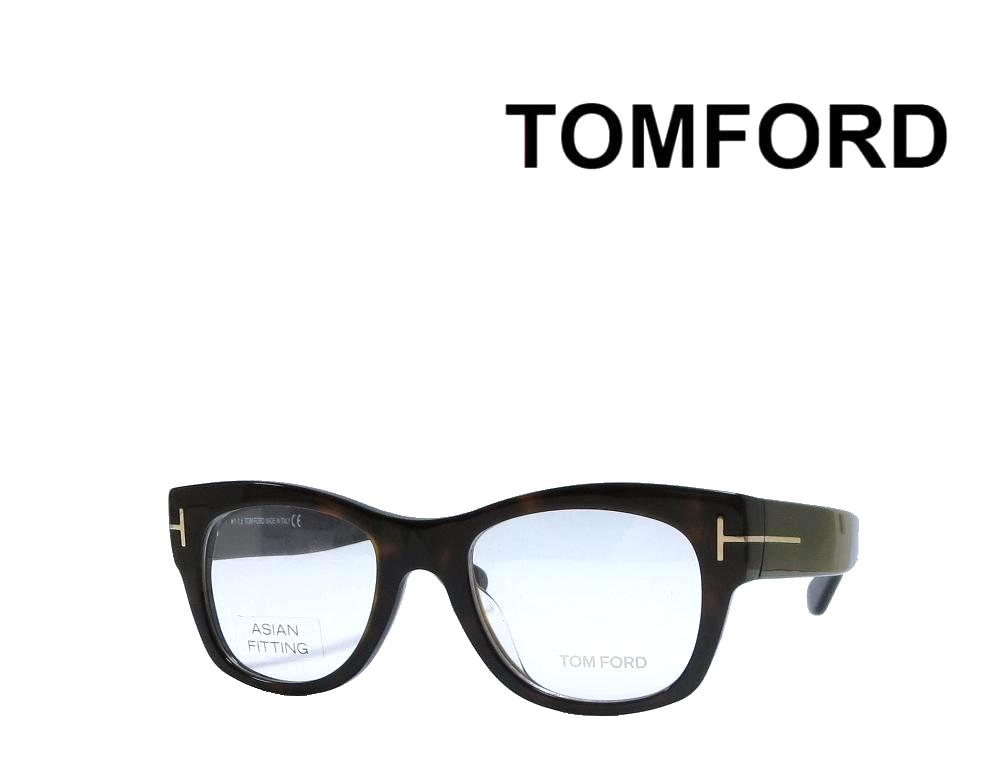 送料無料 【TOM FORD】トム フォード  メガネフレーム  TF5040-F   ハバナ  アジアンフィット  国内正規品