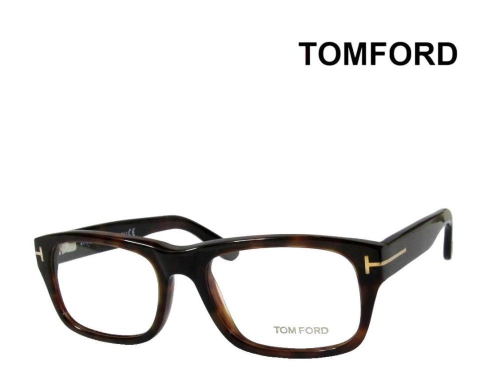 送料無料 【TOM FORD 】 トム フォード  メガネフレーム  TF5253   052   ハバナ  国内正規品