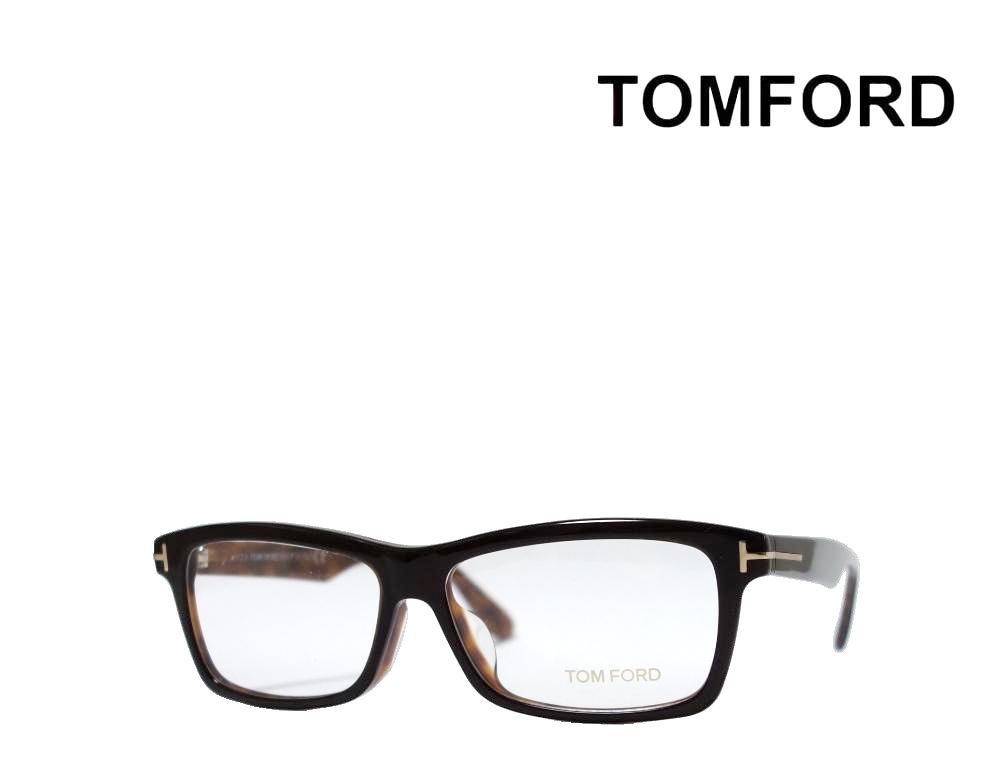 送料無料 【TOM FORD】 トム フォード  メガネフレーム  TF5146-F   050  ブラウン  アジアンフィット  国内正規品