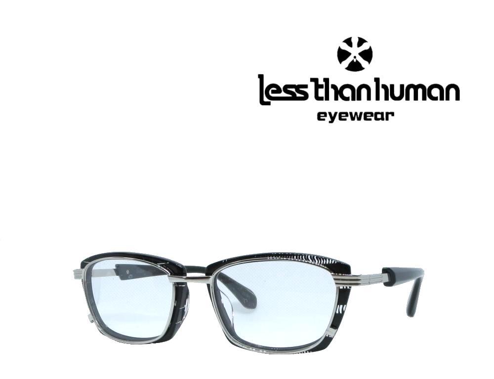 送料無料【LESS THAN HUMAN】 レスザンヒューマン  メガネフレーム  ENISHI  1010S  ブラックデミ