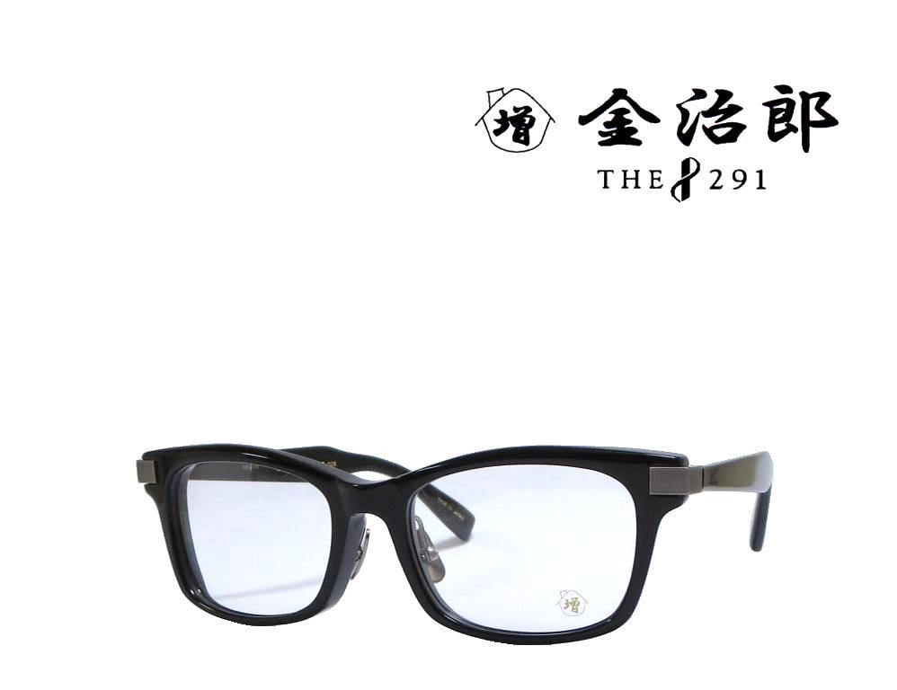 送料無料 【名工 増永金治郎作】 完全手造り 高級セルロイド製 メガネフレーム  MK-026  C-1  ブラック