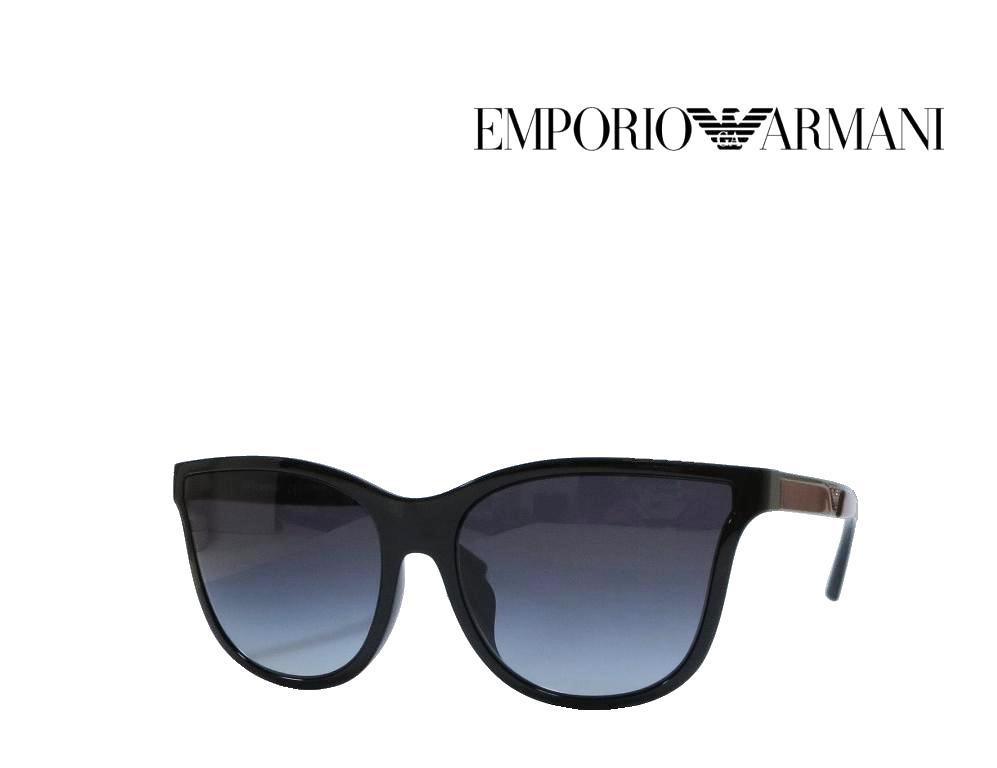送料無料【EMPORIO ARMANI】 エンポリオ アルマーニ  サングラス   EA4112F  5017/8G  ブラック  国内正規品