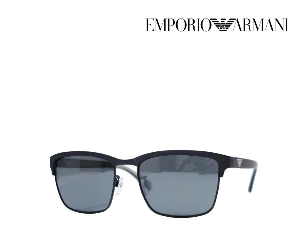 送料無料【EMPORIO ARMANI】 エンポリオ アルマーニ  サングラス   EA2087  3294/6G   マットグレイ   国内正規品