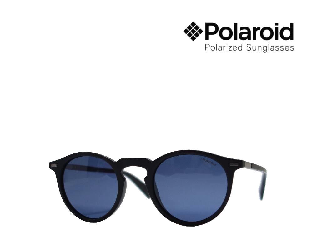 【Polaroid】 ポラロイド 偏光サングラス  PLD2086/S  003C3  マットブラック  国内正規品