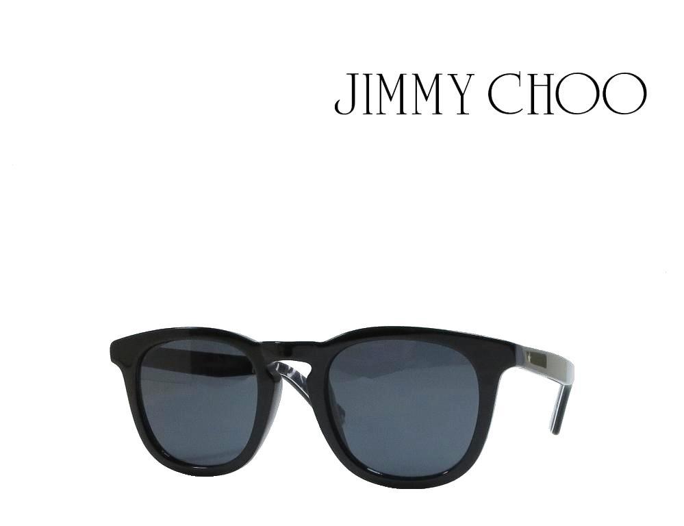 【JIMMY CHOO】 ジミーチュー サングラス BEN/S  807 ブラック 国内正規品
