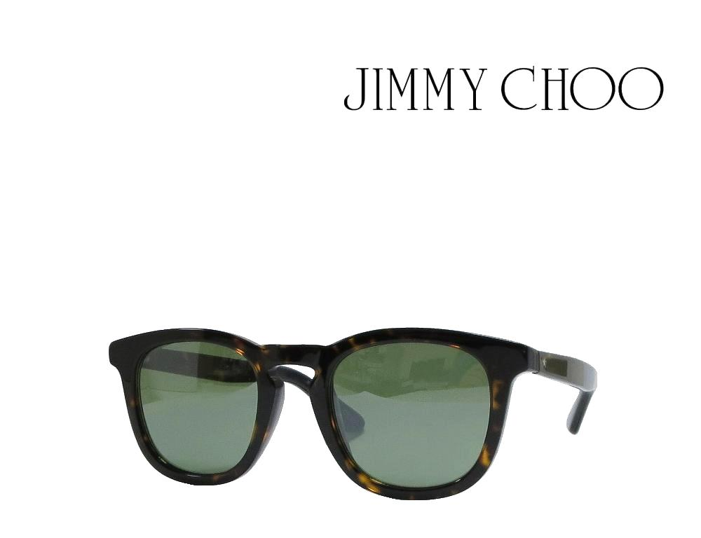 【JIMMY CHOO】 ジミーチュー サングラス BEN/S  086 ダークハバナ  国内正規品