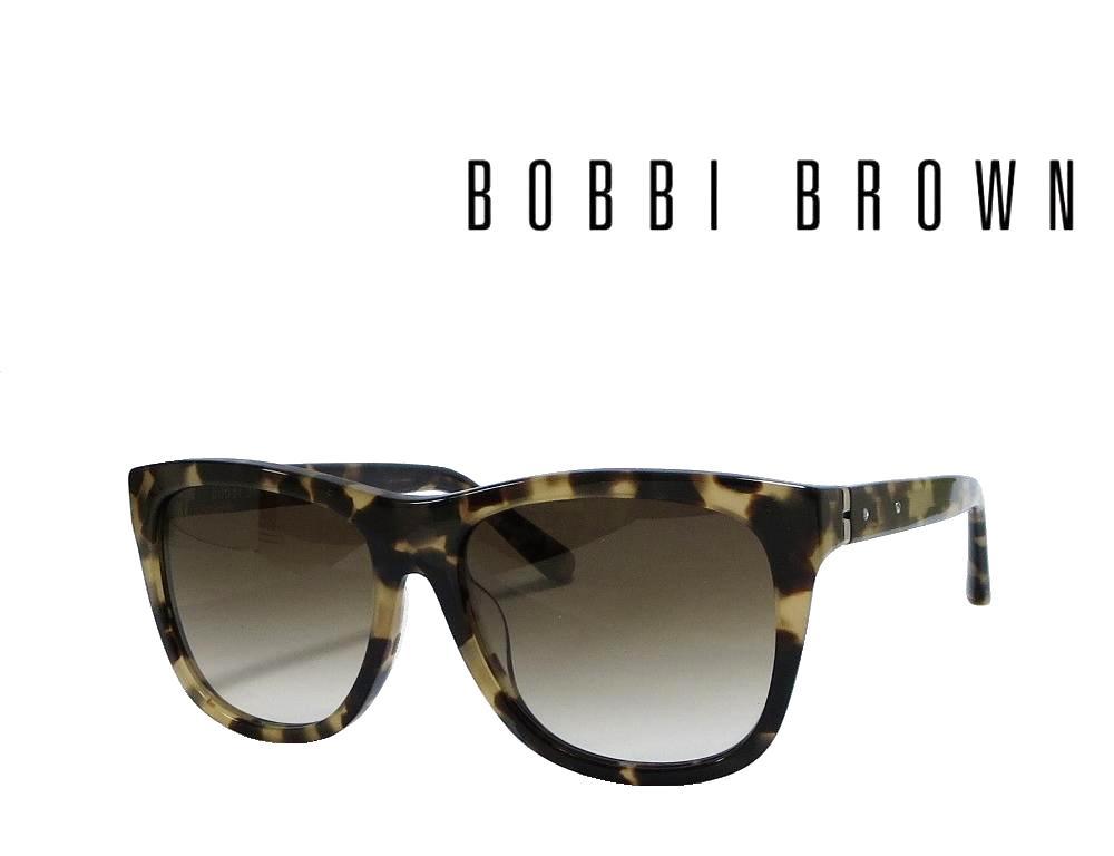 【BOBBI BROWN】 ボビイ ブラウン サングラス THE JACK/F/S   3Y7  国内正規品