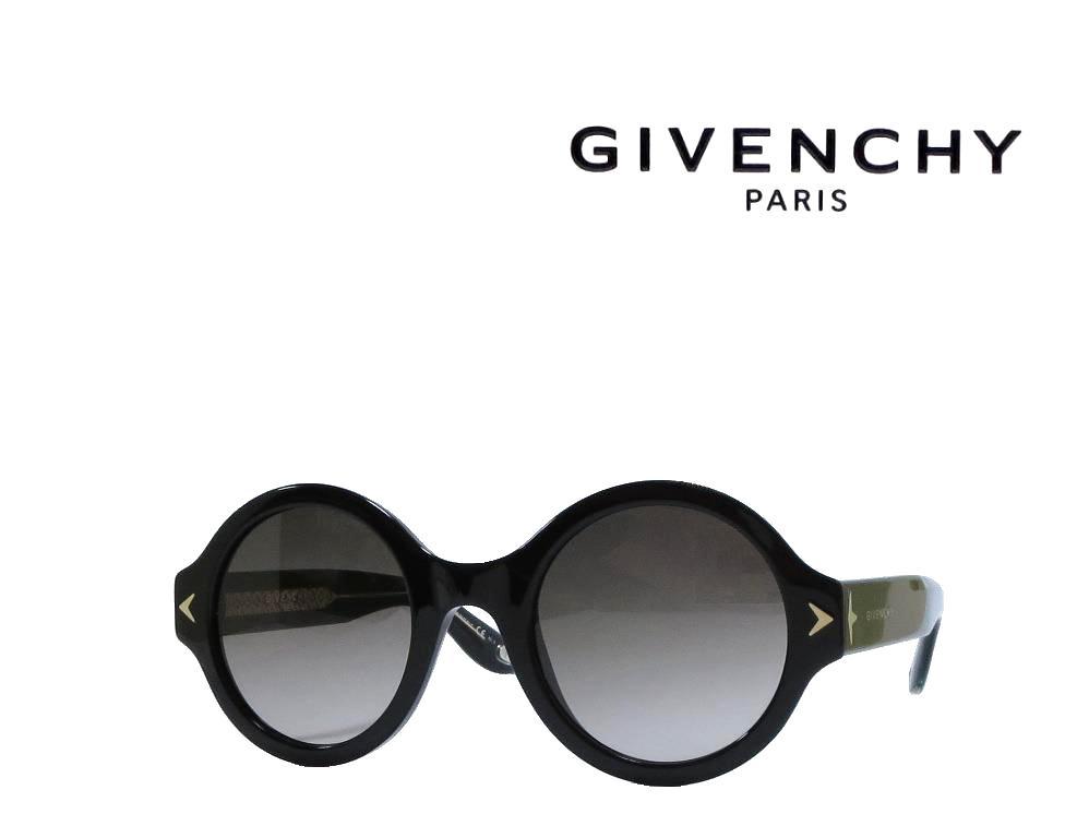 【GIVENCHY】 ジバンシィ サングラス GV7036/S  Y6C ブラック  国内正規品