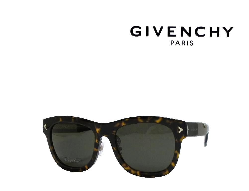 【GIVENCHY】 ジバンシィ サングラス GV7047/F/S  9WZ  ハバナ/ブラック  国内正規品 《数量限定特価品》