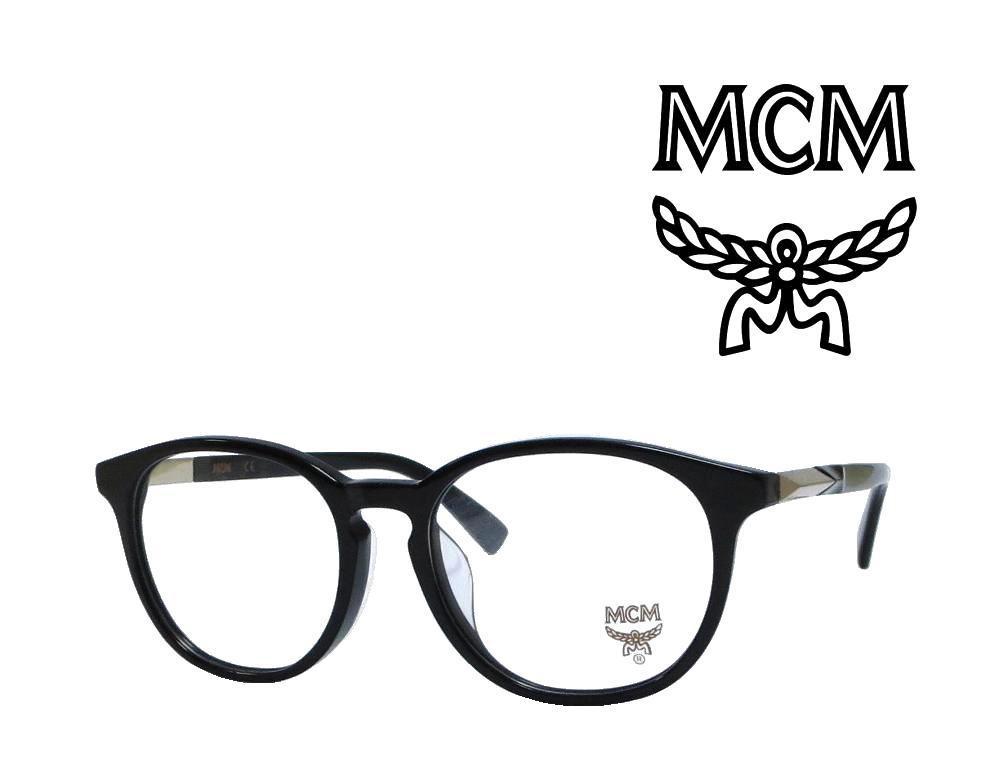 【MCM】 エムシーエム メガネフレーム  MCM2600A  001  ブラック アジアンフィット  国内正規品  《数量限定特価品》
