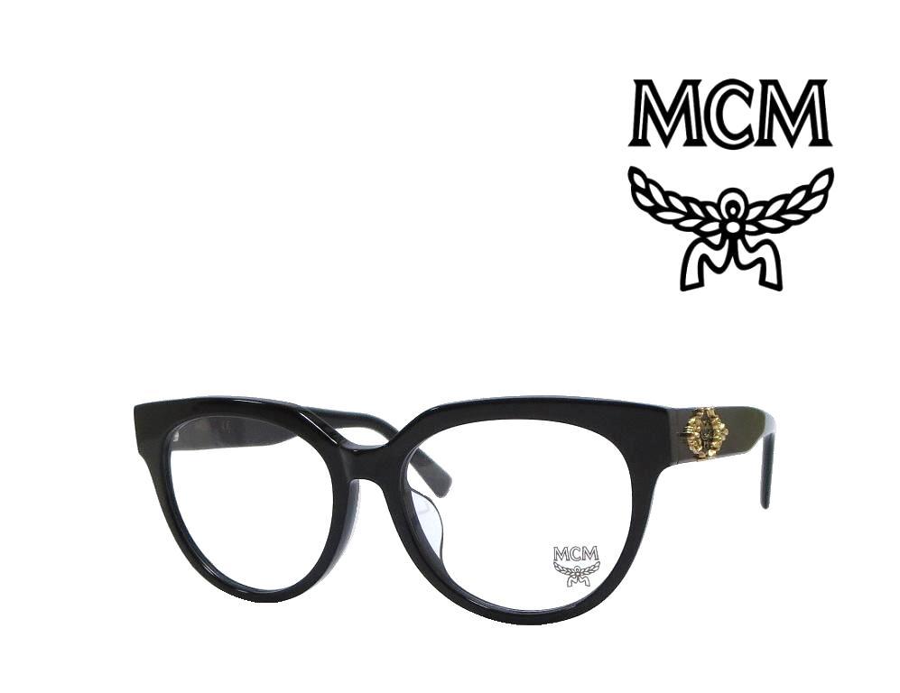 【MCM】 エムシーエム メガネフレーム MCM2628A  001  ブラック  国内正規品 《数量限定特価品》
