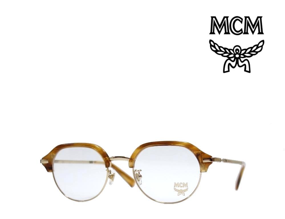 【MCM】 エムシーエム メガネフレーム MCM2105A  731  ライトハバナ/ゴールド   国内正規品 《数量限定特価品》