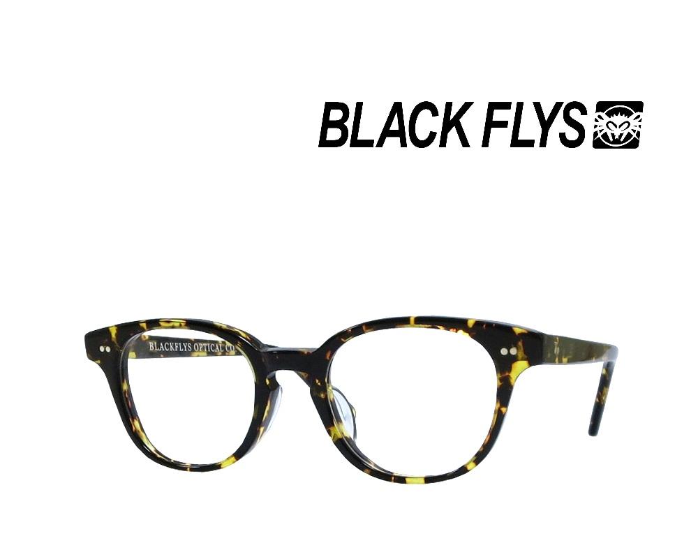 【BLACK FLYS】 ブラックフライ メガネフレーム CARNEY  ハバナ  BF20004-2931  国内正規品