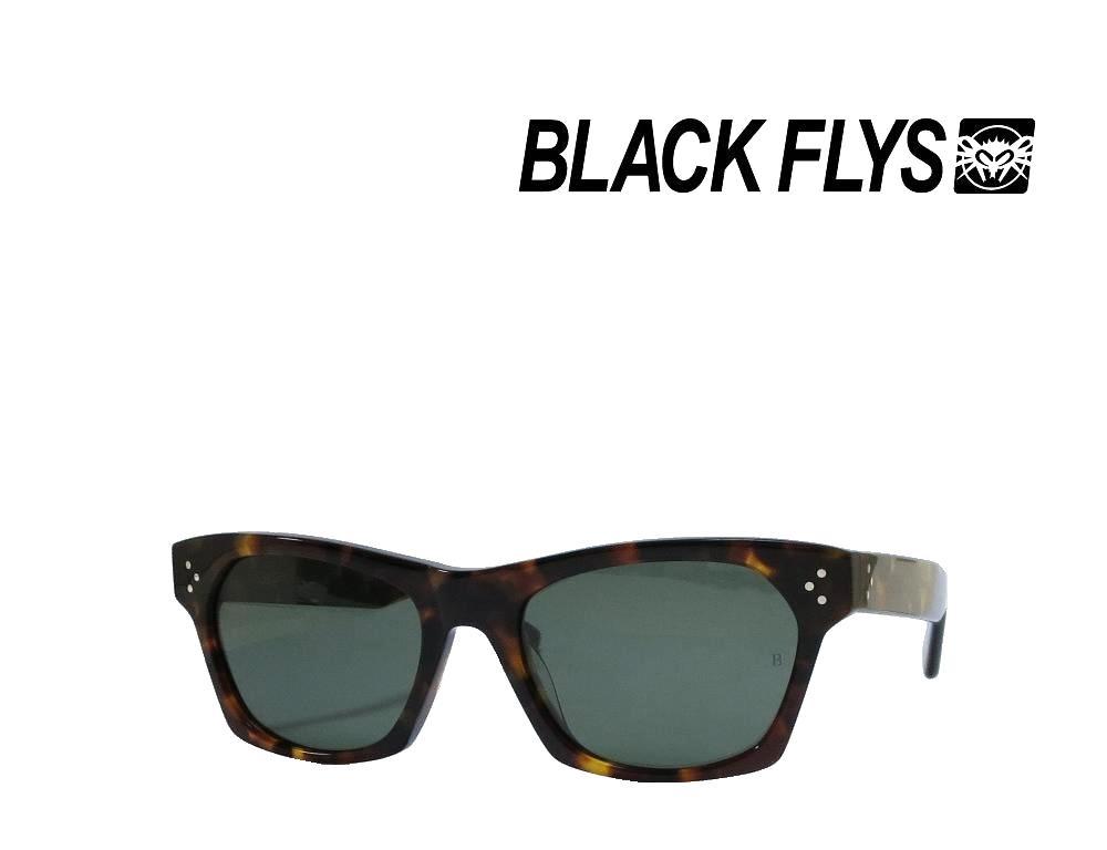 【BLACK FLYS】 ブラックフライ サングラス FLY KAYDEN  BF-1225-02 ブラック 偏光レンズ  国内正規品